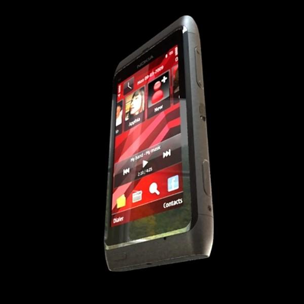 3D Model Nokia N 8 High detail ( 30.72KB jpg by VKModels )