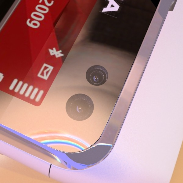 3D Model Nokia N 8 High detail ( 49.48KB jpg by VKModels )
