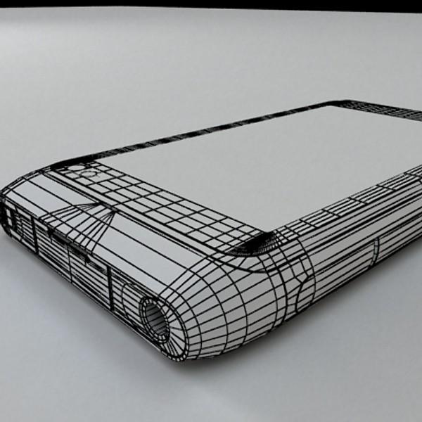 3D Model Nokia N 8 High detail ( 71.36KB jpg by VKModels )