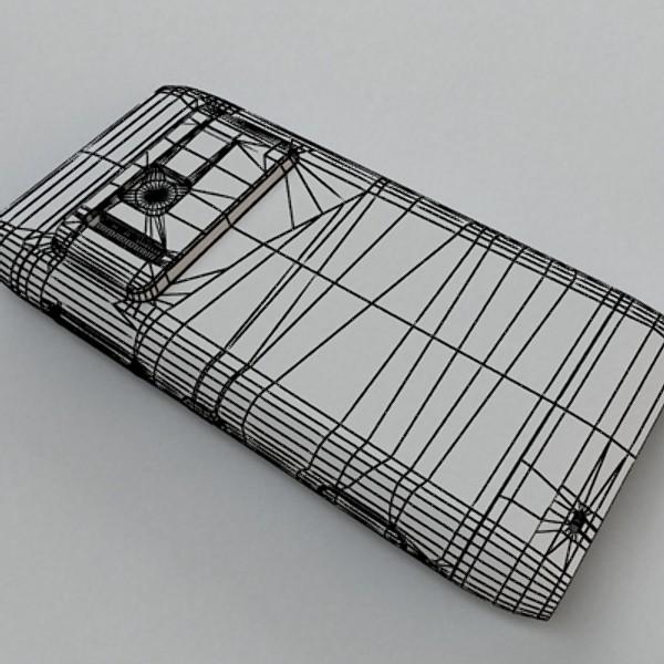 3D Model Nokia N 8 High detail ( 84.49KB jpg by VKModels )