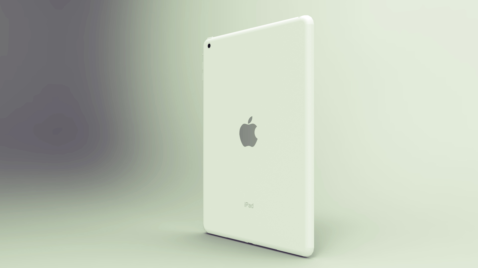 apple ipad air 3d model fbx other  obj 158570