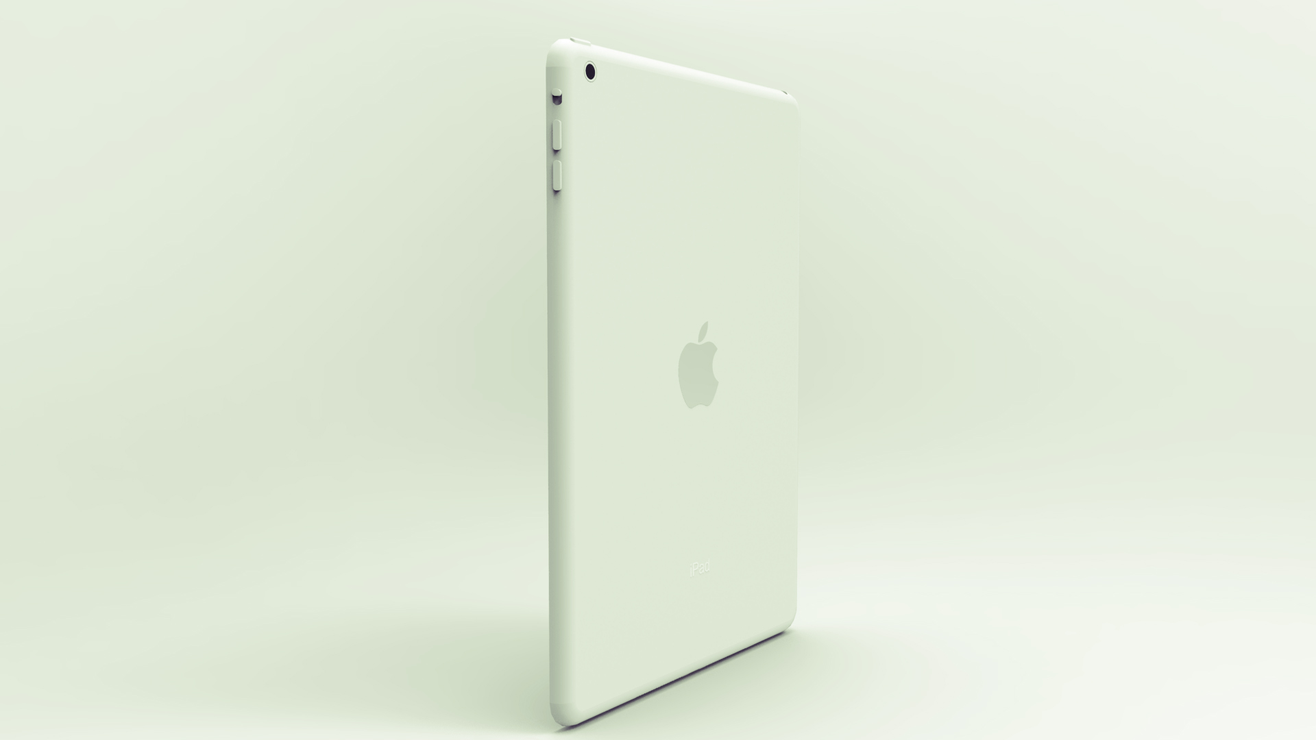 apple ipad air 3d model fbx other  obj 158571