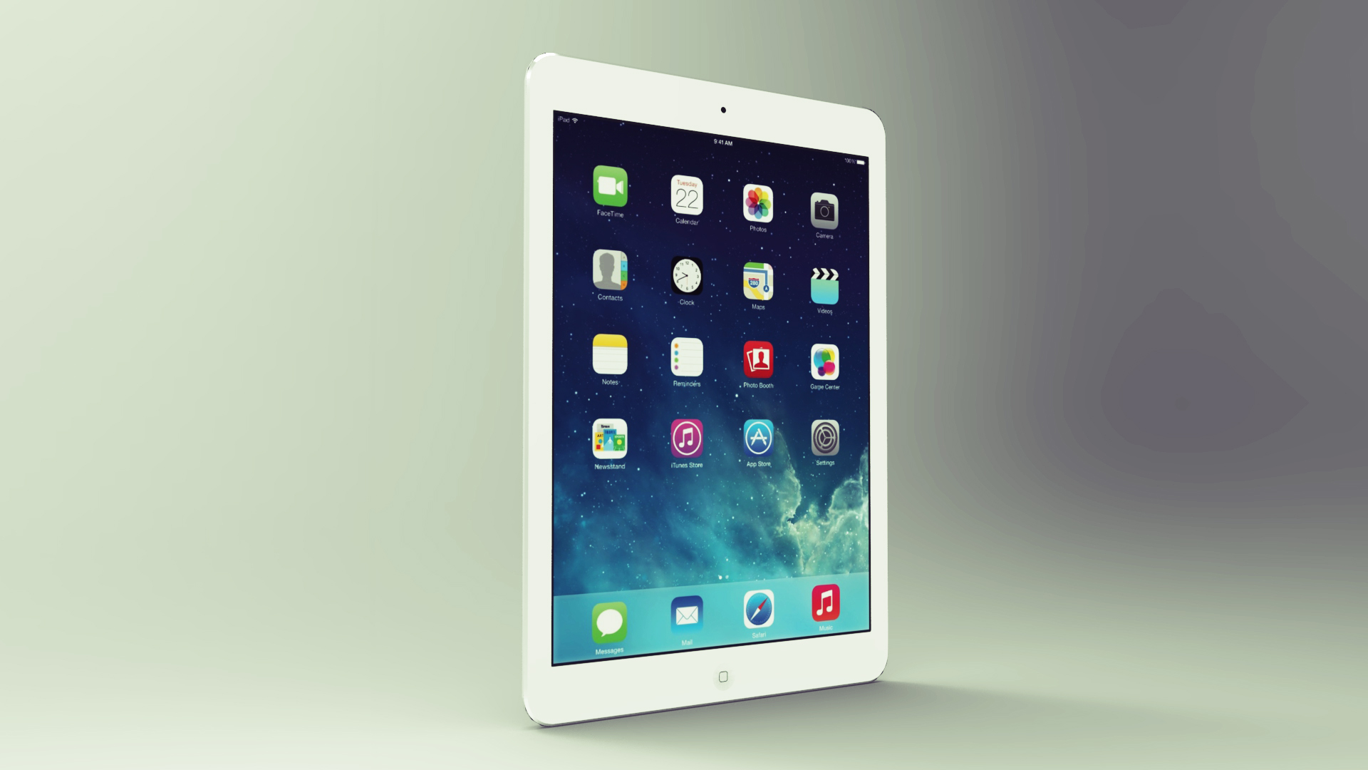 how to find ipad model