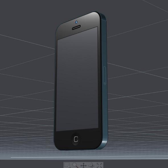 Apple Iphone 5 cad model ( 104.87KB jpg by futurex3d )