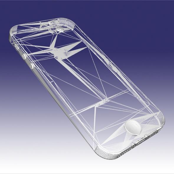 Apple Iphone 5 cad model ( 176.63KB jpg by futurex3d )