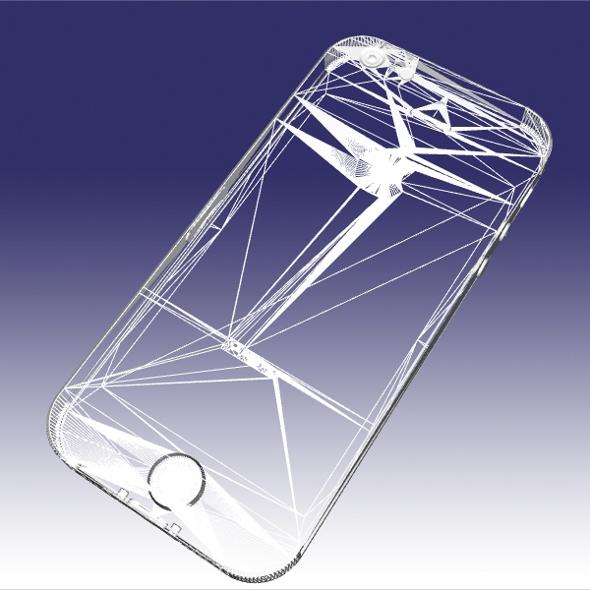 Apple Iphone 5 cad model ( 183.85KB jpg by futurex3d )