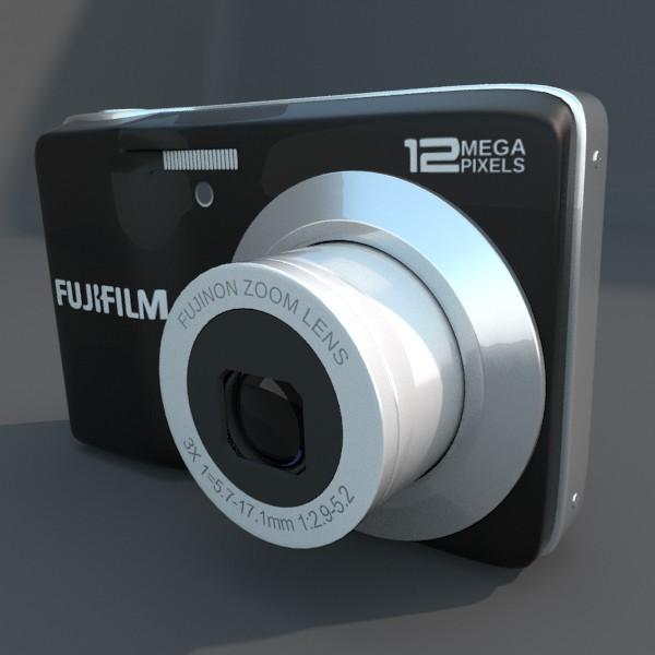 digitālā kamera 100 3d 3ds fbx blend obj 120543