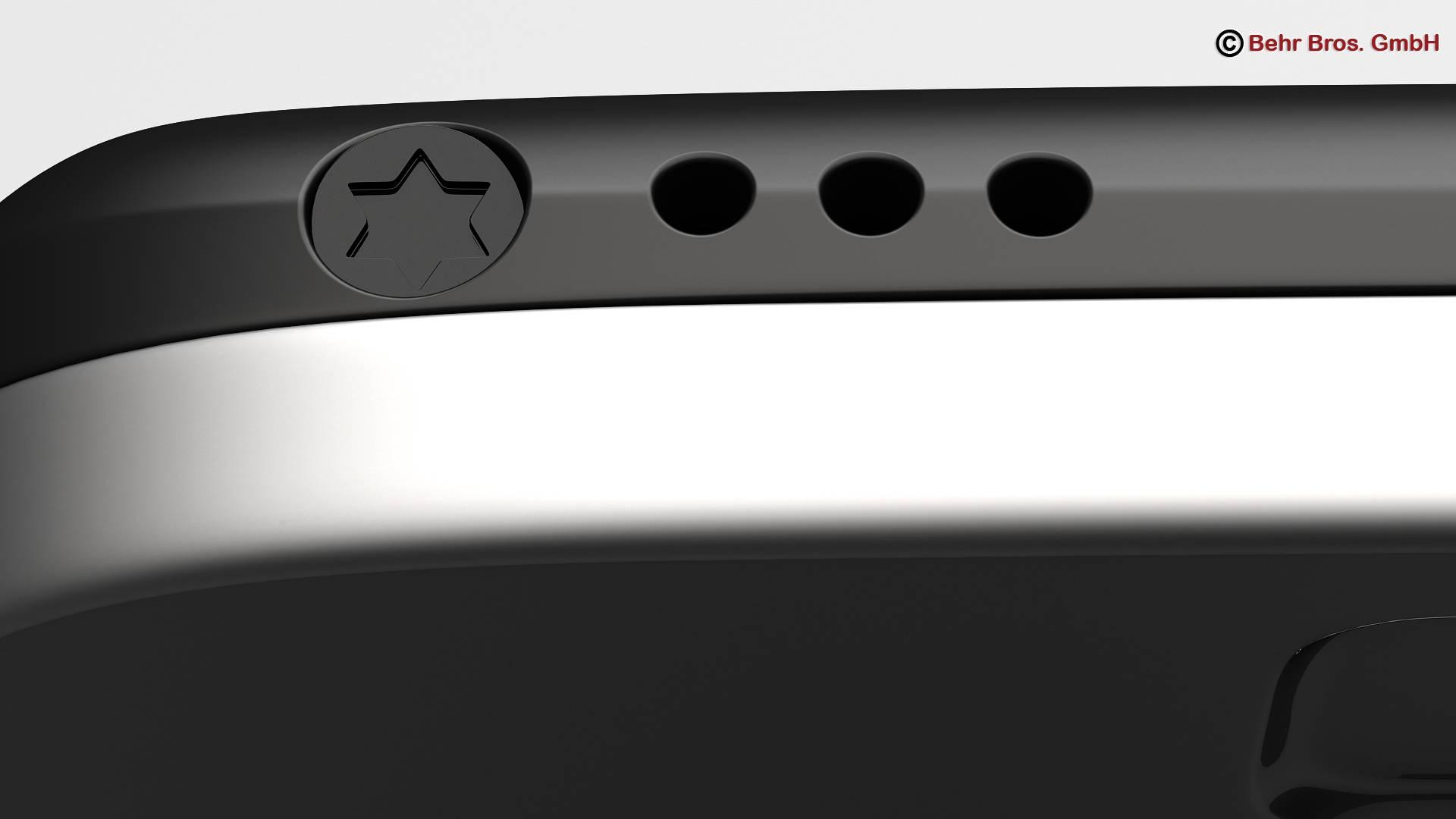 vispārējs viedtālrunis 4 collas 3d modelis 3ds max fbx c4d lwo ma mb obj 161630