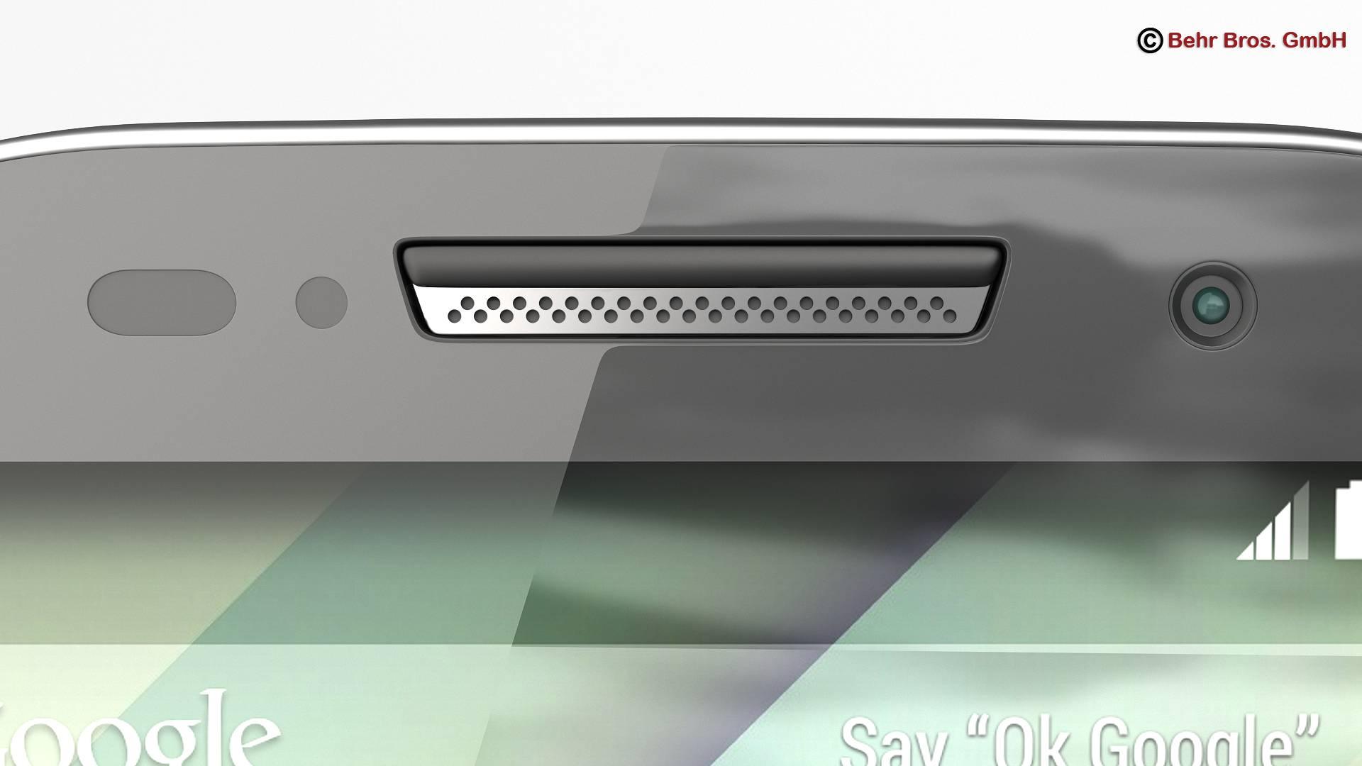 generic smartphone 4 inch 3d model 3ds max fbx c4d lwo ma mb obj 161631