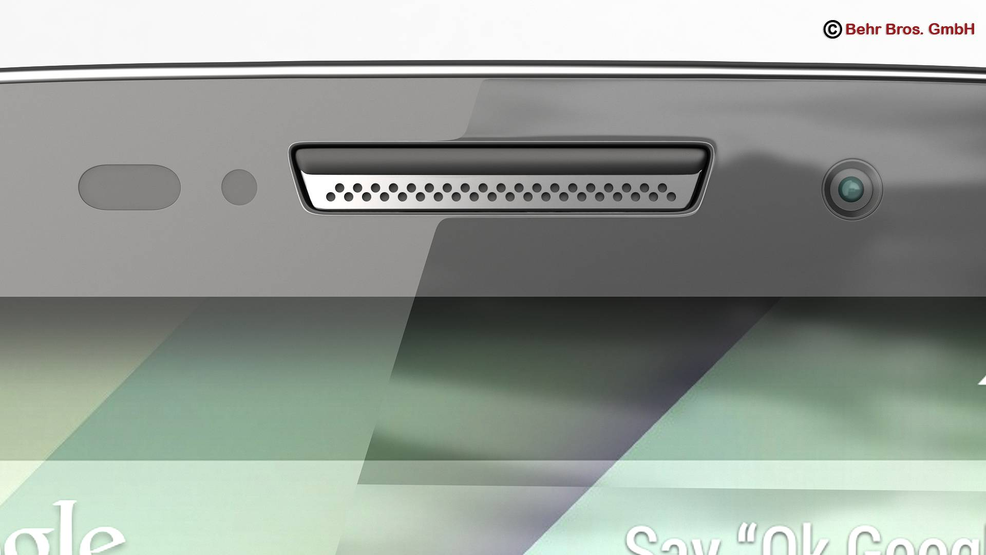 generic smartphone 5.2 inch 3d model 3ds max fbx c4d lwo ma mb obj 161655
