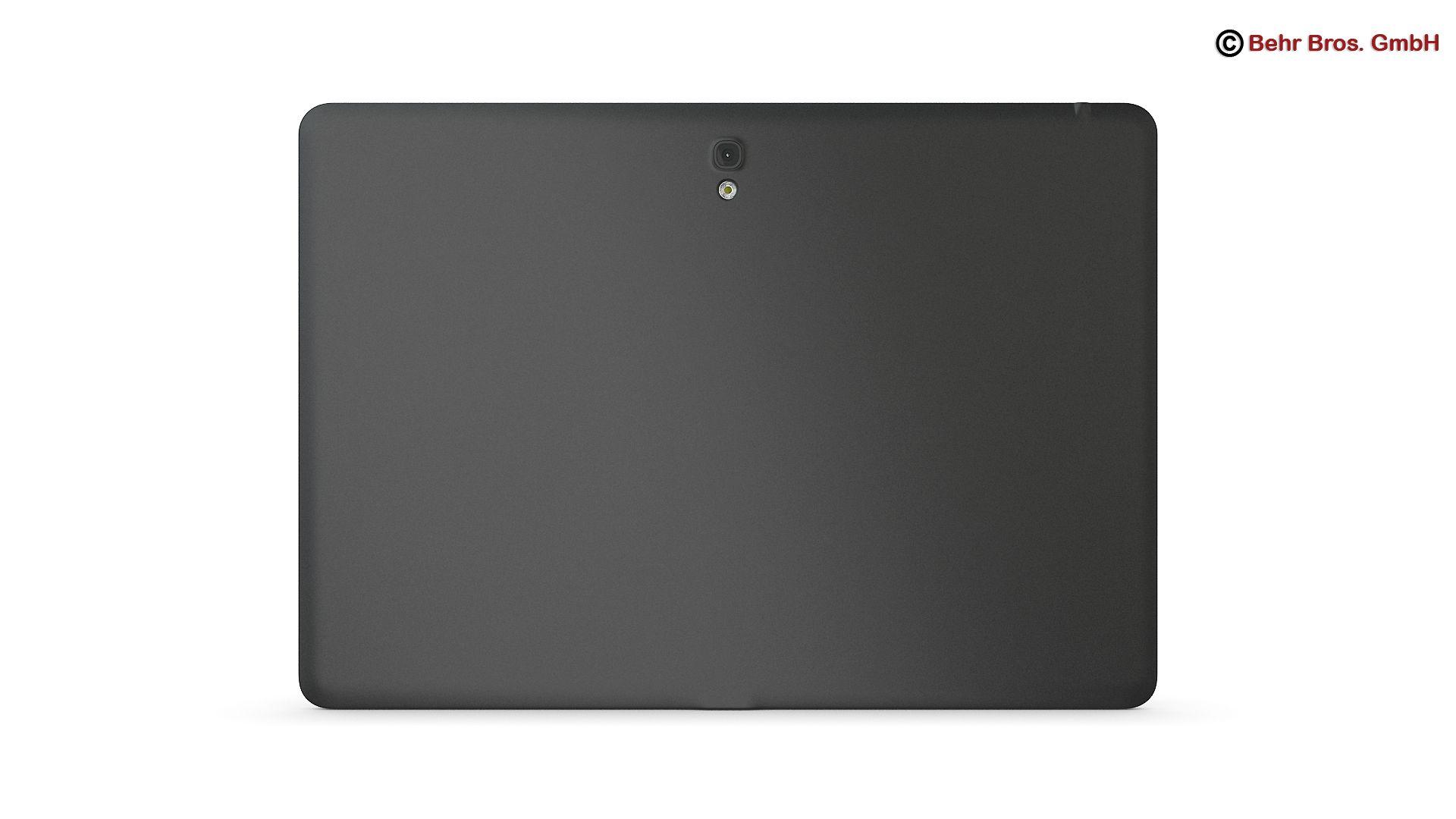 generic tablet 10.1 inch 3d model 3ds max fbx c4d lwo ma mb obj 162881