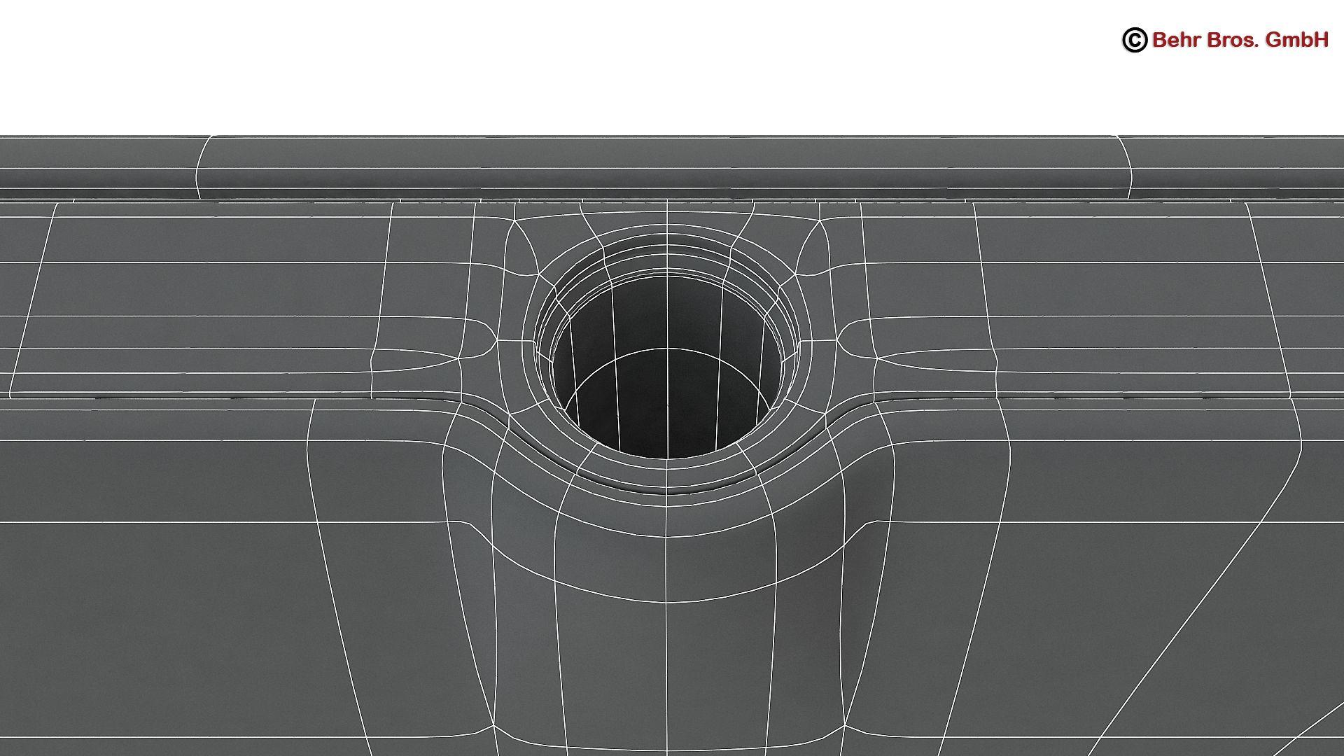 generic tablet 10.1 inch 3d model 3ds max fbx c4d lwo ma mb obj 162895