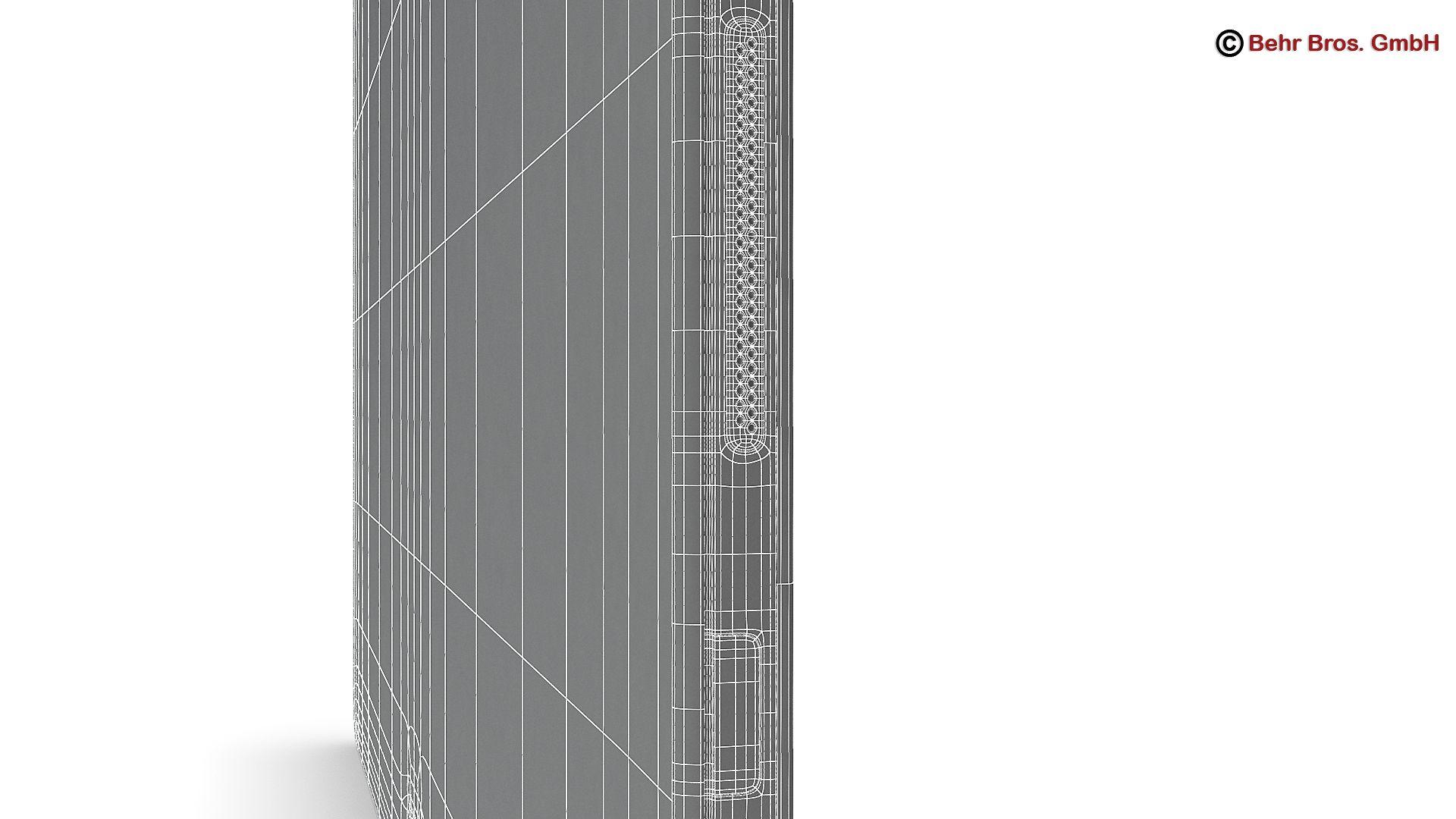 generic tablet 10.1 inch 3d model 3ds max fbx c4d lwo ma mb obj 162896