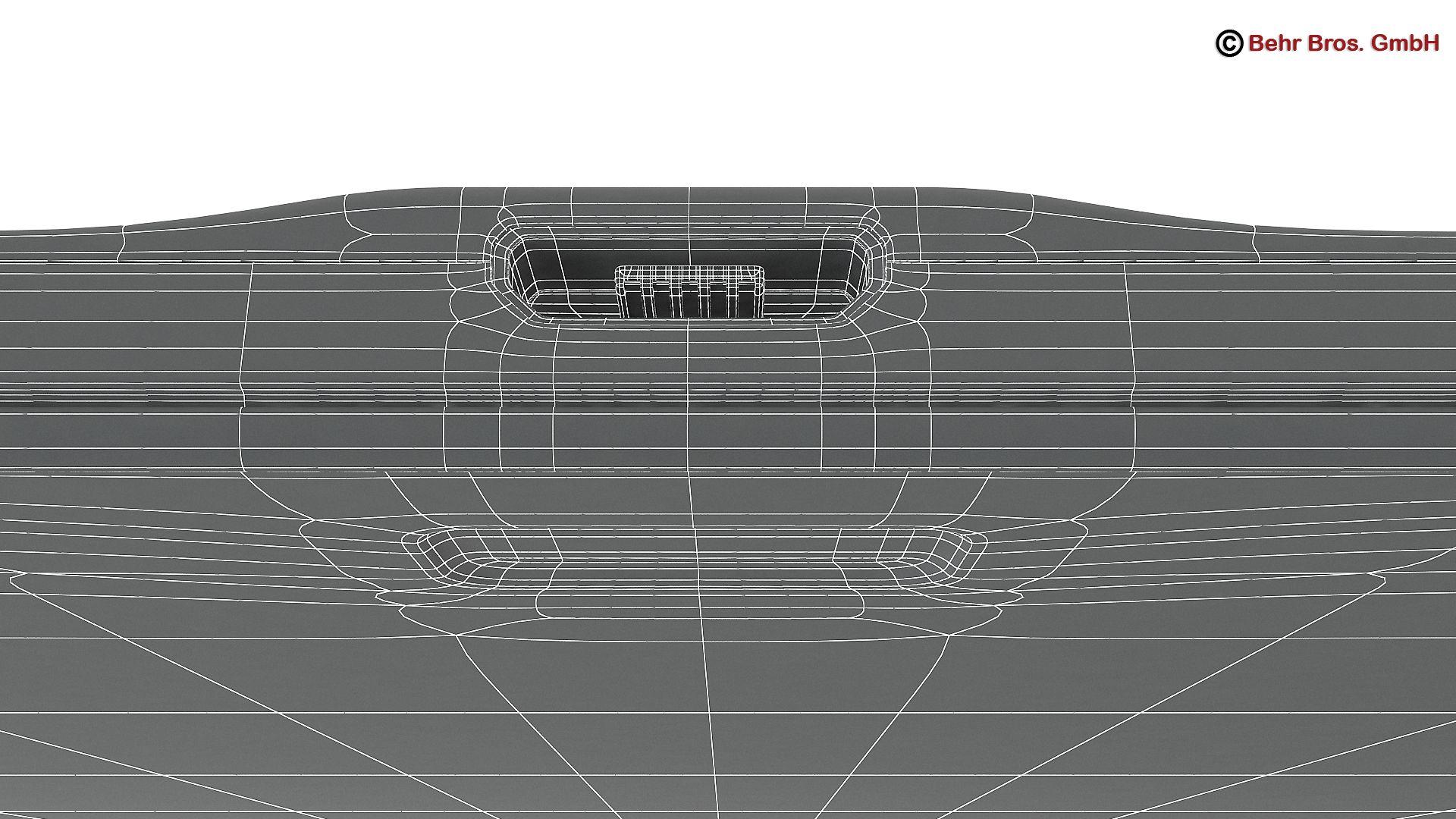 generic tablet 10.1 inch 3d model 3ds max fbx c4d lwo ma mb obj 162899