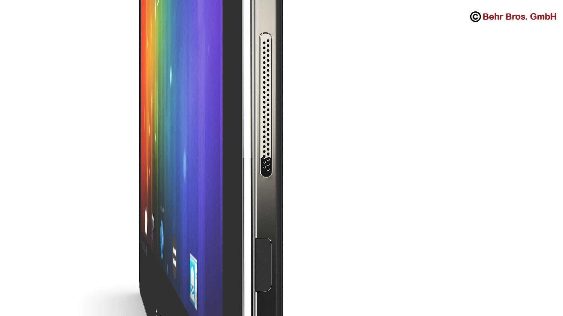 generic tablet 9.7 inch 3d model 3ds max fbx c4d lwo ma mb obj 162907