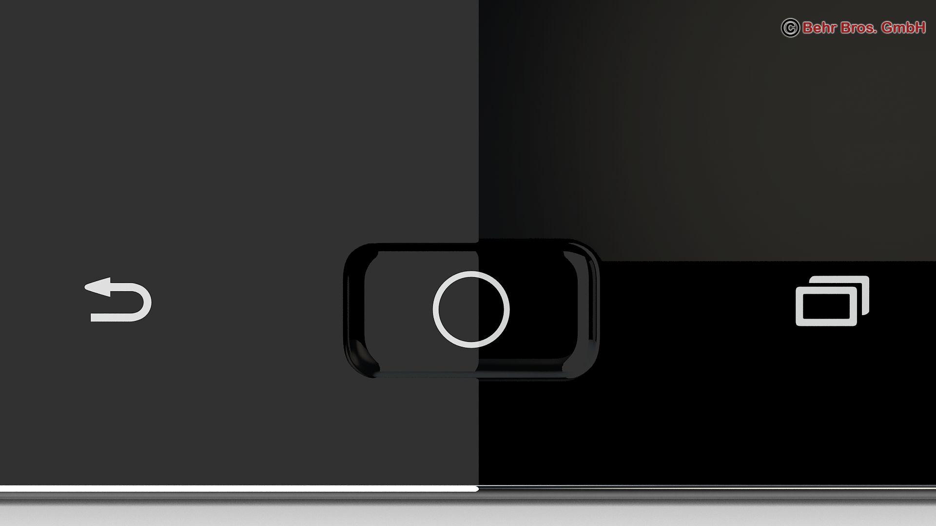 generic tablet 9.7 inch 3d model 3ds max fbx c4d lwo ma mb obj 162911
