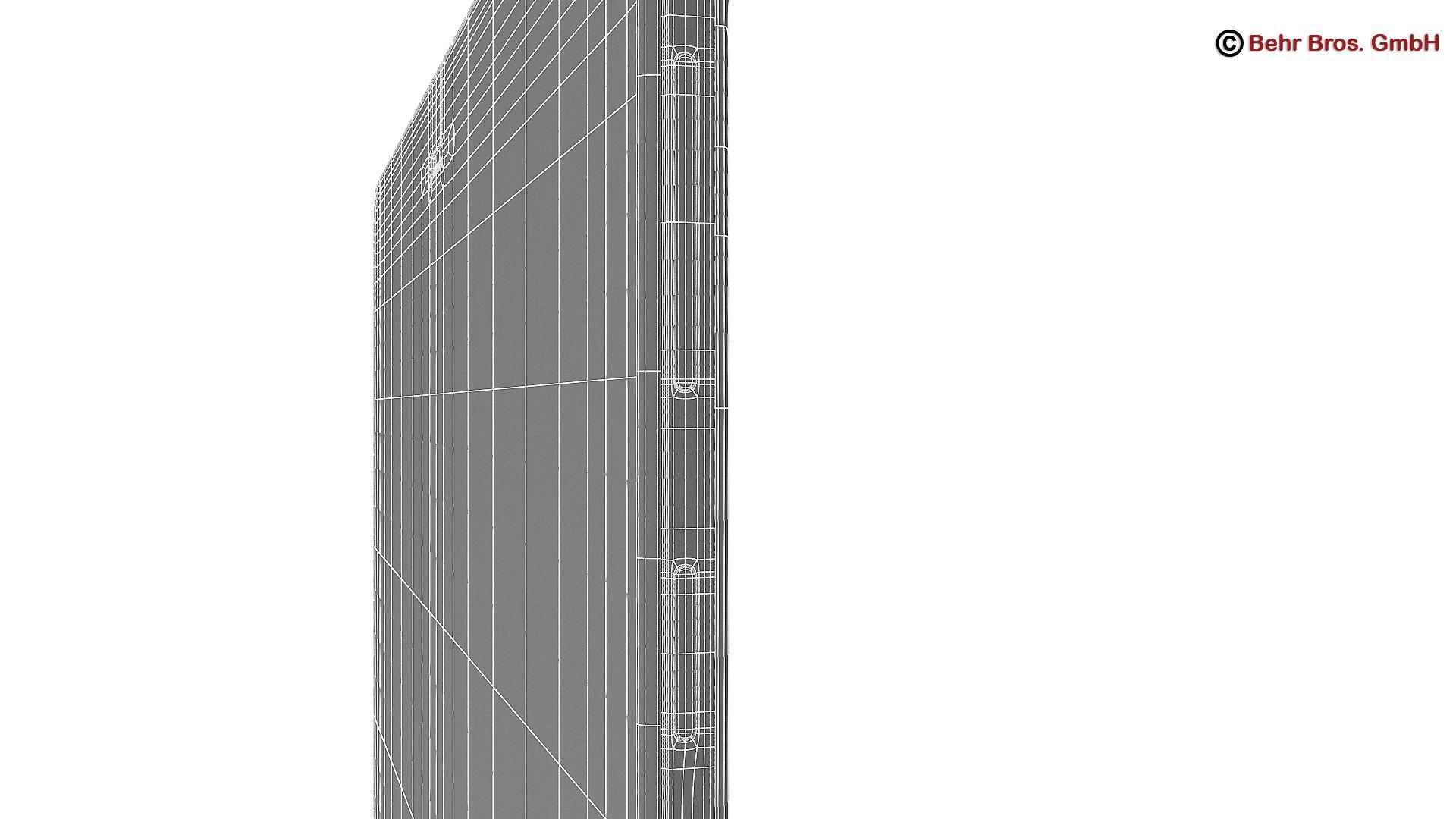generic tablet 9.7 inch 3d model 3ds max fbx c4d lwo ma mb obj 162919