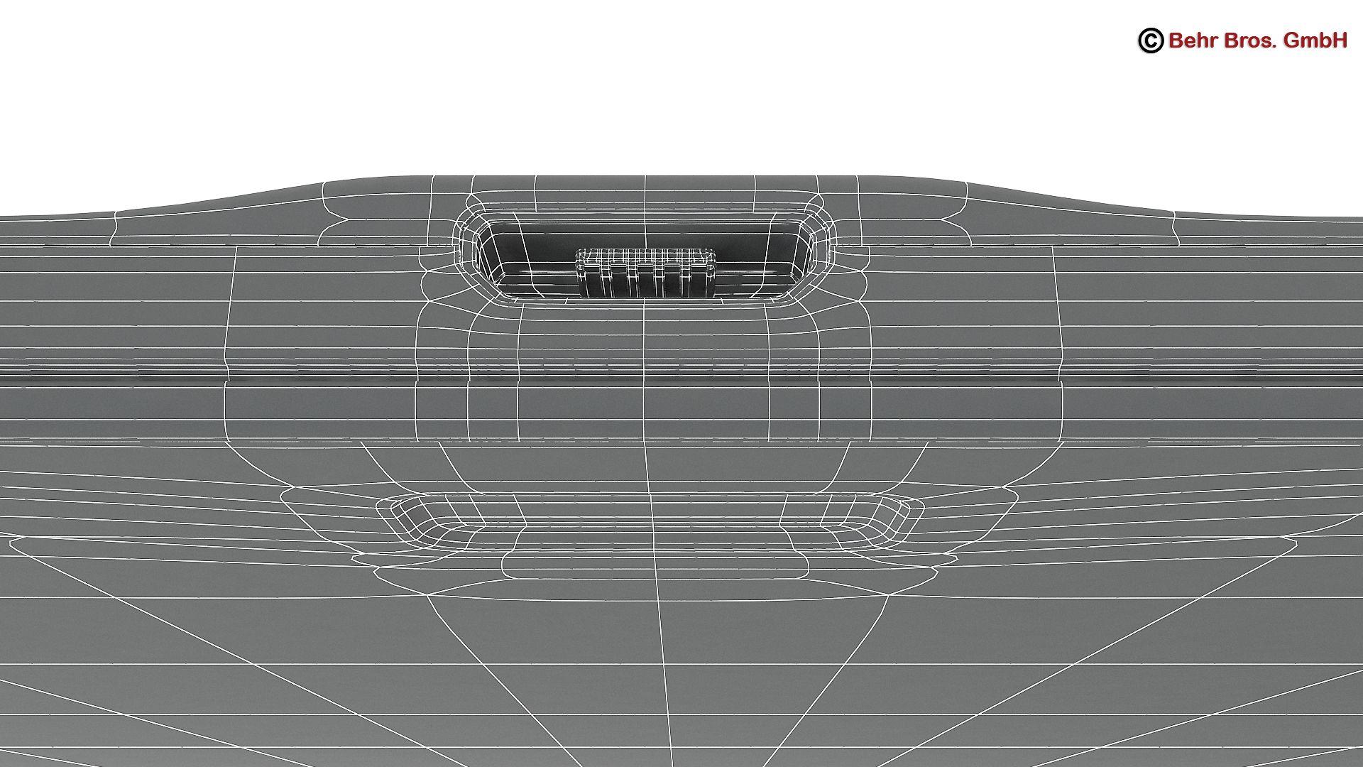 generic tablet 9.7 inch 3d model 3ds max fbx c4d lwo ma mb obj 162921