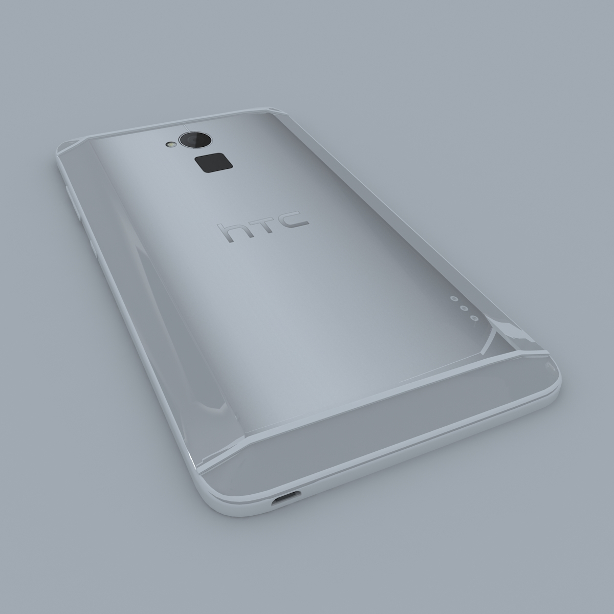 htc one max 3d model max c4d ma mb obj 158168