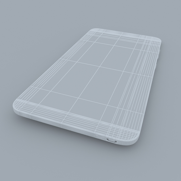 htc one max 3d model max c4d ma mb obj 158170