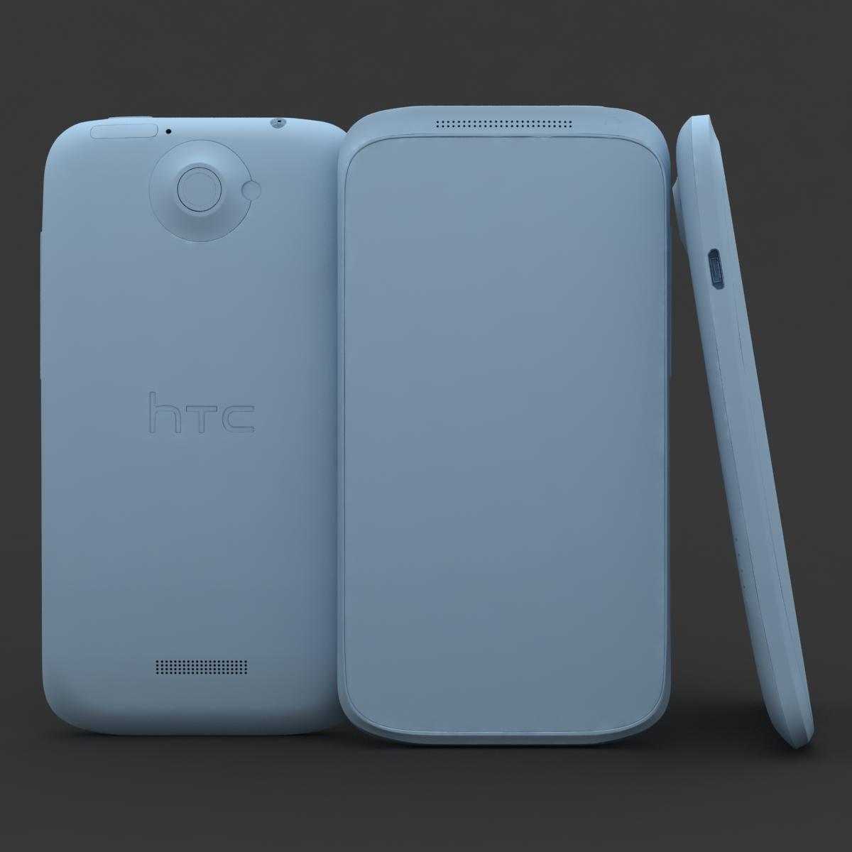 htc viens x + polārs balts 3d modelis 3ds max fbx c4d lwo obj 151418