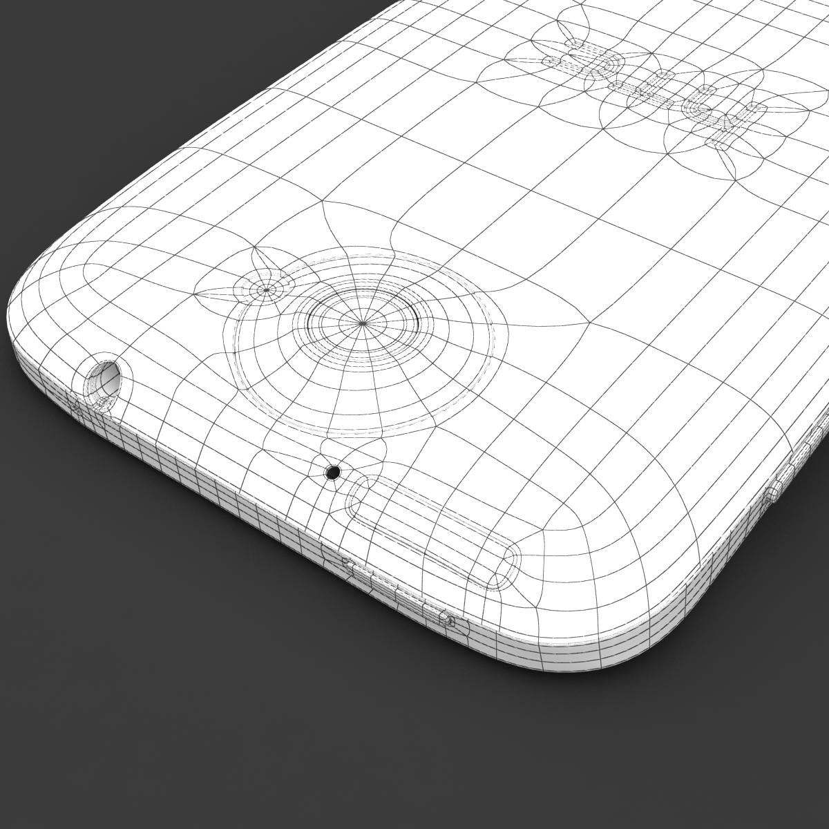 htc viens x + polārs balts 3d modelis 3ds max fbx c4d lwo obj 151424