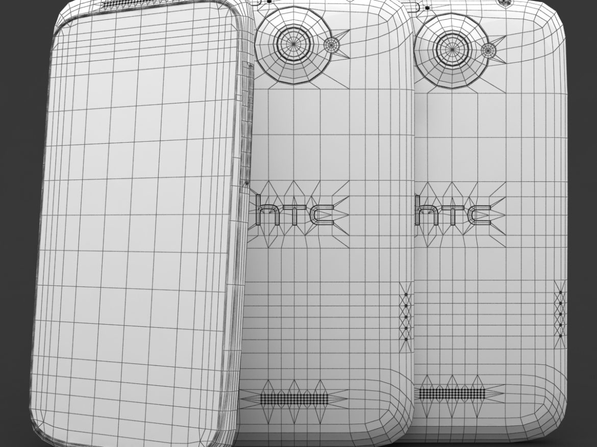 HTC One X+ Black and White ( 640.98KB jpg by 3dtoss )