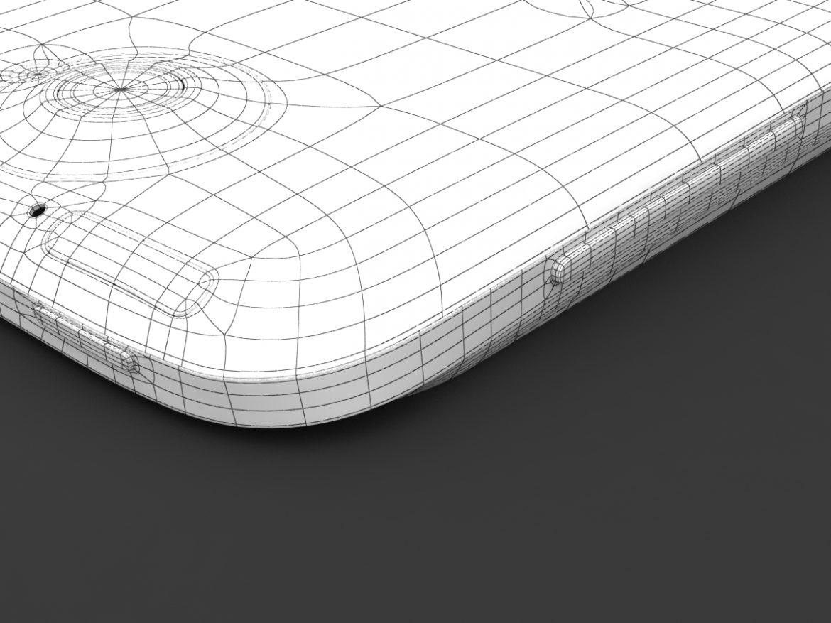 HTC One X+ Black and White ( 535.92KB jpg by 3dtoss )