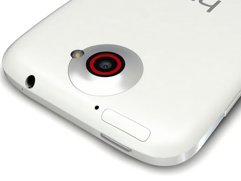 HTC One X+ Polar White ( 326.03KB jpg by 3dtoss )