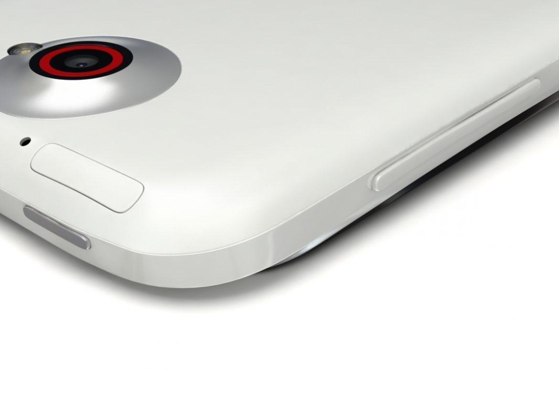HTC One X+ Polar White ( 299.29KB jpg by 3dtoss )