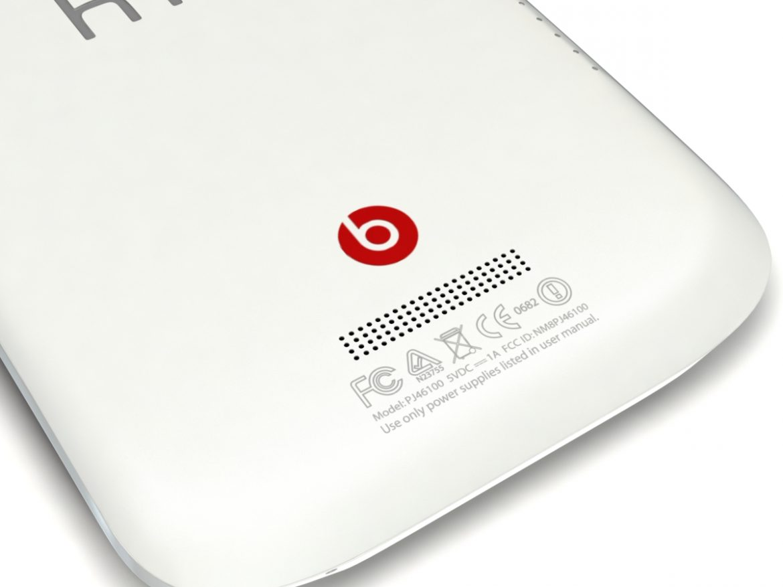 HTC One X+ Polar White ( 349.93KB jpg by 3dtoss )