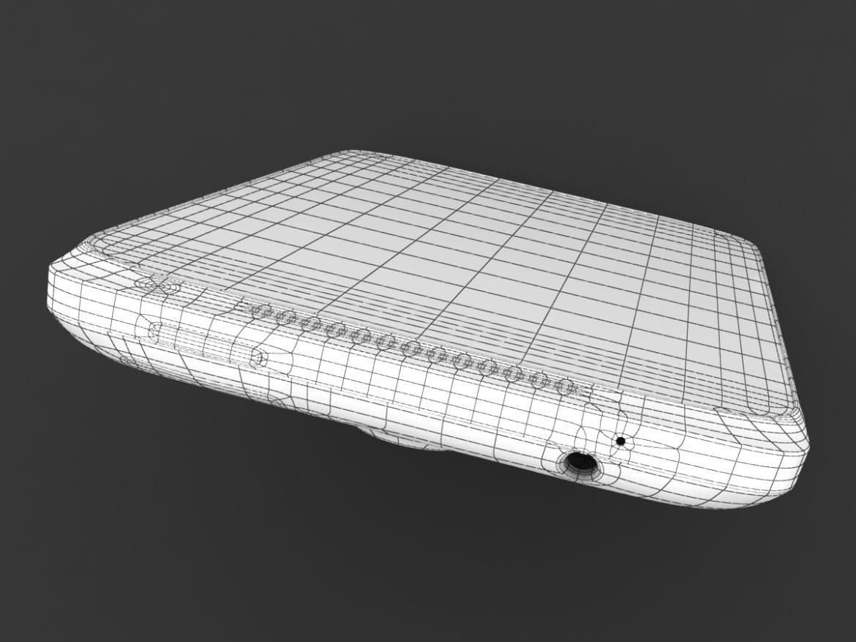 HTC One X+ Polar White ( 474.94KB jpg by 3dtoss )