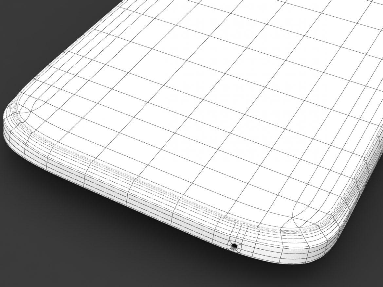 HTC One X+ Polar White ( 458.16KB jpg by 3dtoss )