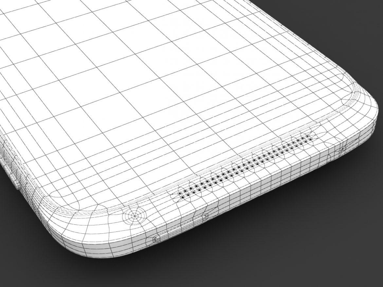 HTC One X+ Polar White ( 518.18KB jpg by 3dtoss )