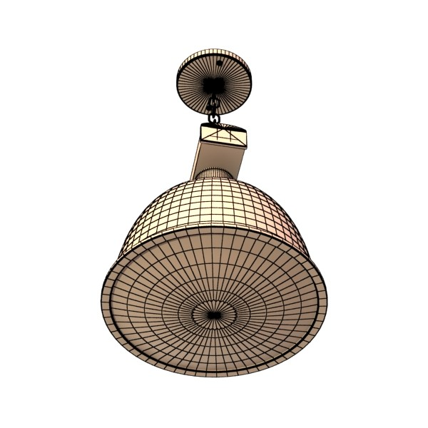 industrial light fixture 3d model 3ds max fbx obj 131371