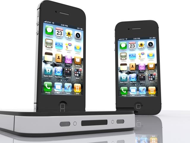 iphone 4s 3d model max fbx 165658