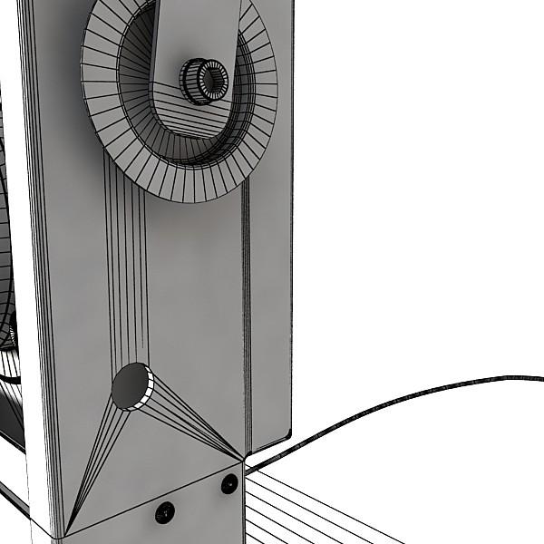 hərəkətli başlıq səhnə işığı 02 3d model 3ds max fbx obj 130734