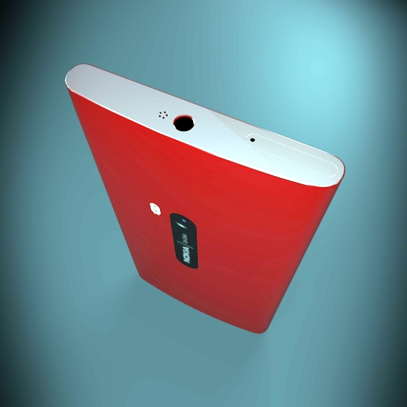 nokia lumia 920 smartphone 3d model fbx blend dae 3dm obj 156890