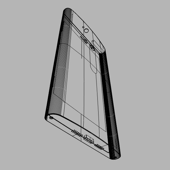 nokia lumia 920 smartphone 3d model fbx blend dae 3dm obj 156895