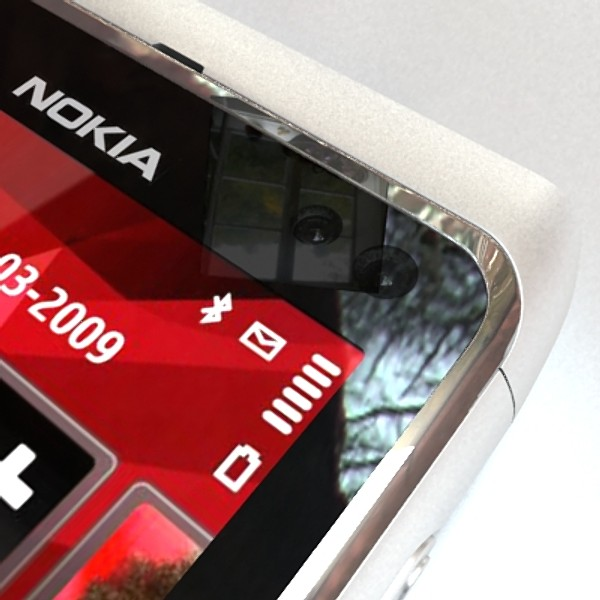 nokia n 8 high detail 3d model 3ds max fbx obj 129748