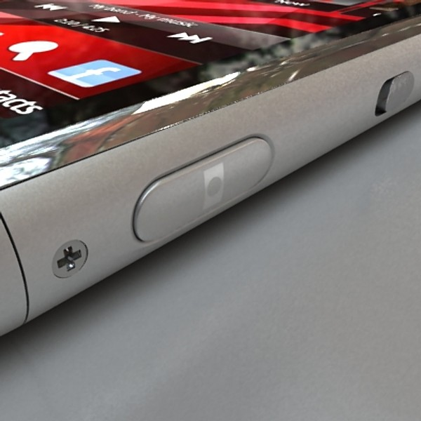 nokia n 8 high detail 3d model 3ds max fbx obj 129751