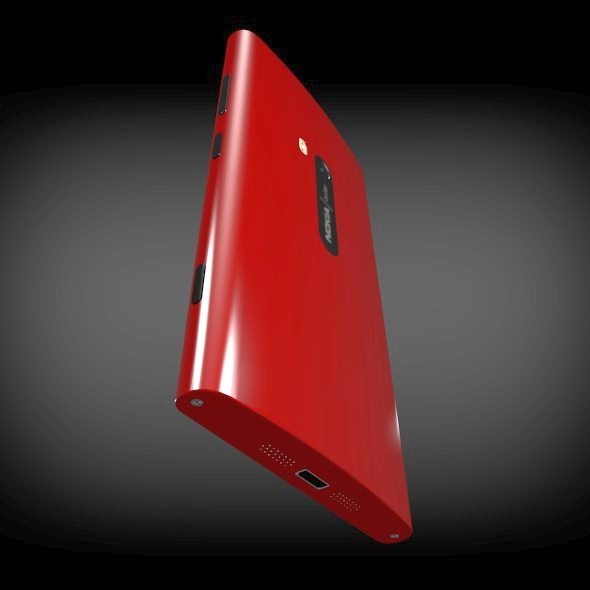 Nokia Lumia 920 smartphone ( 68.73KB jpg by futurex3d )