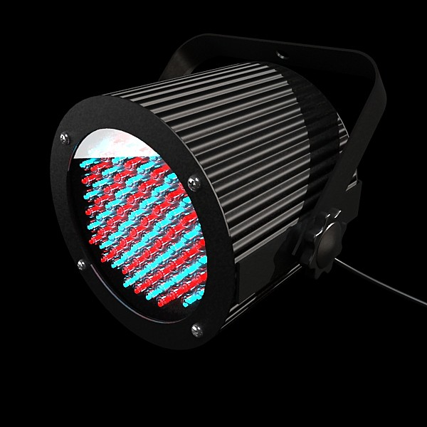 realistic stage light 01 3d model 3ds max fbx obj 130720
