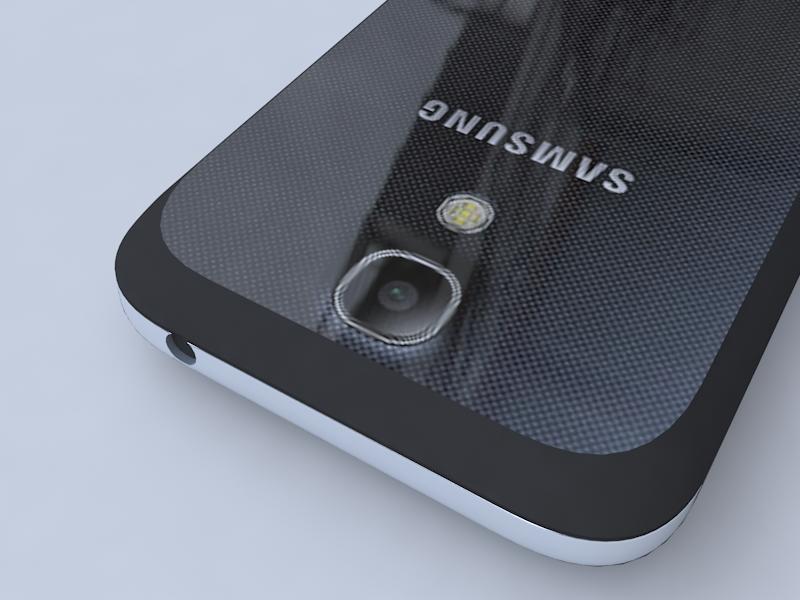 samsung i9190 galaxy s4 mini 3d model 3ds max obj 156747
