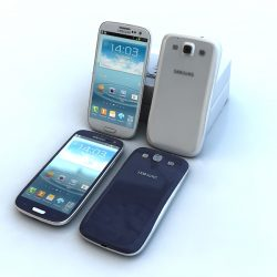 Samsung Galaxy S3 ( 206KB jpg by S.E )