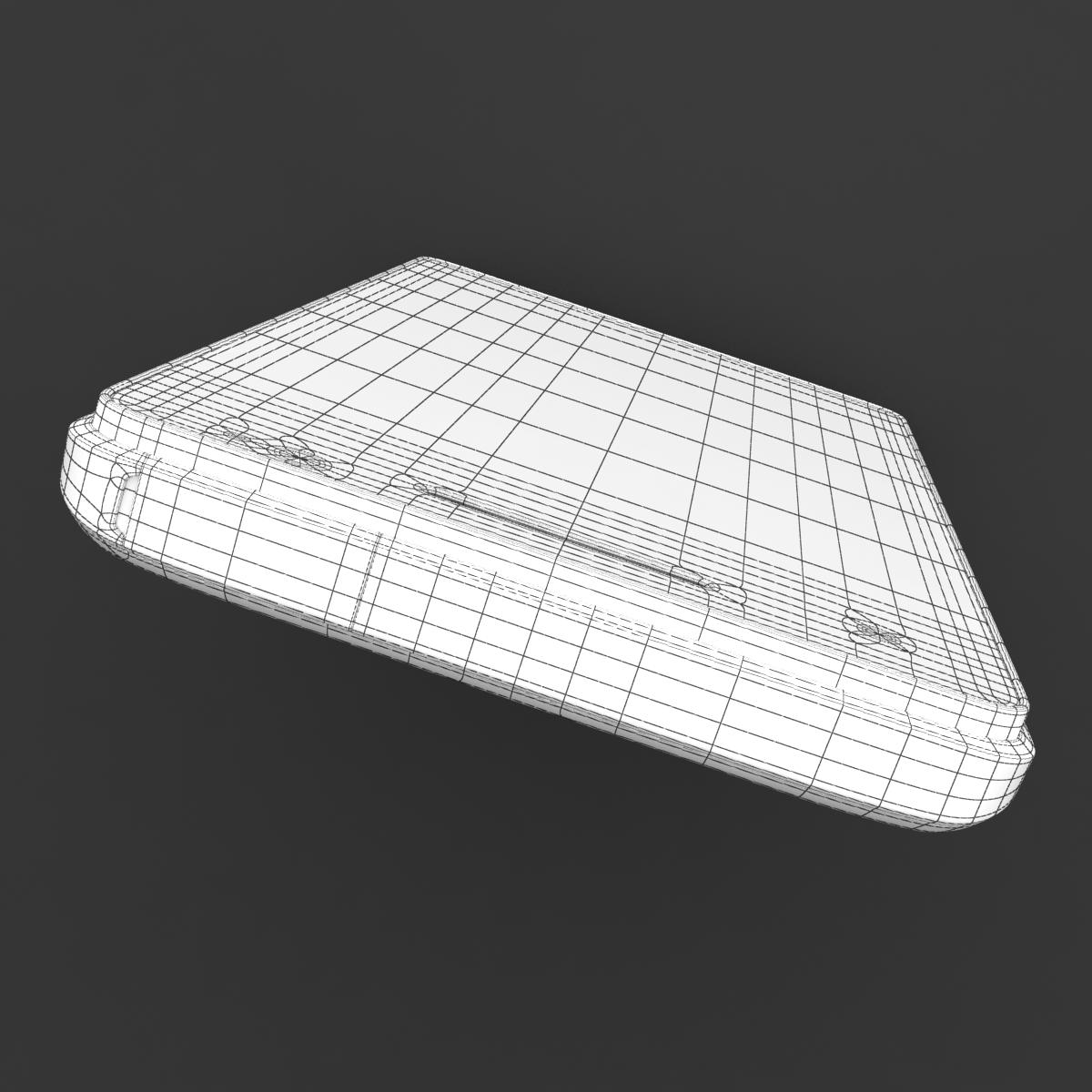 sony xperia v 3d model 3ds max fbx c4d lwo obj 151212