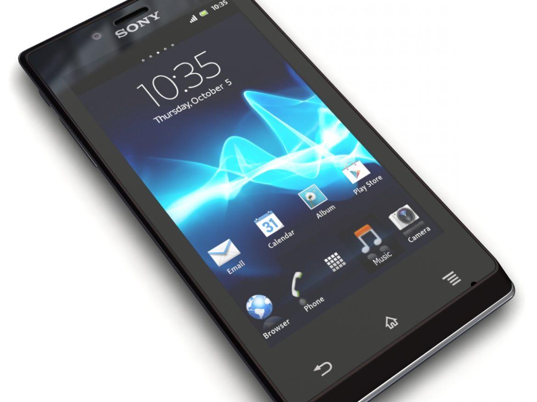 Sony Xperia J ( 364.09KB jpg by 3dtoss )
