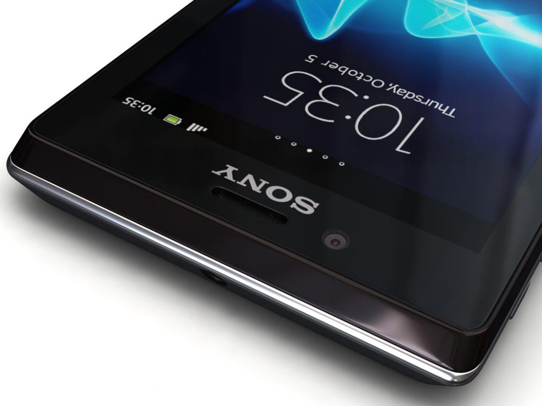 Sony Xperia J ( 429.45KB jpg by 3dtoss )