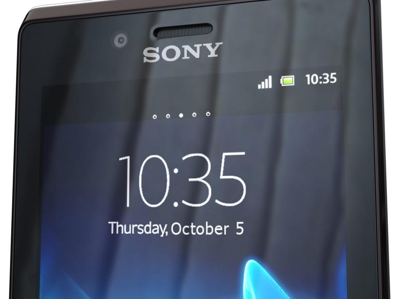 Sony Xperia J ( 455.76KB jpg by 3dtoss )