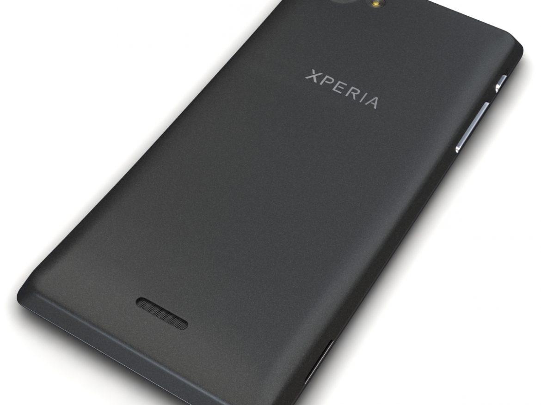 Sony Xperia J ( 392.81KB jpg by 3dtoss )